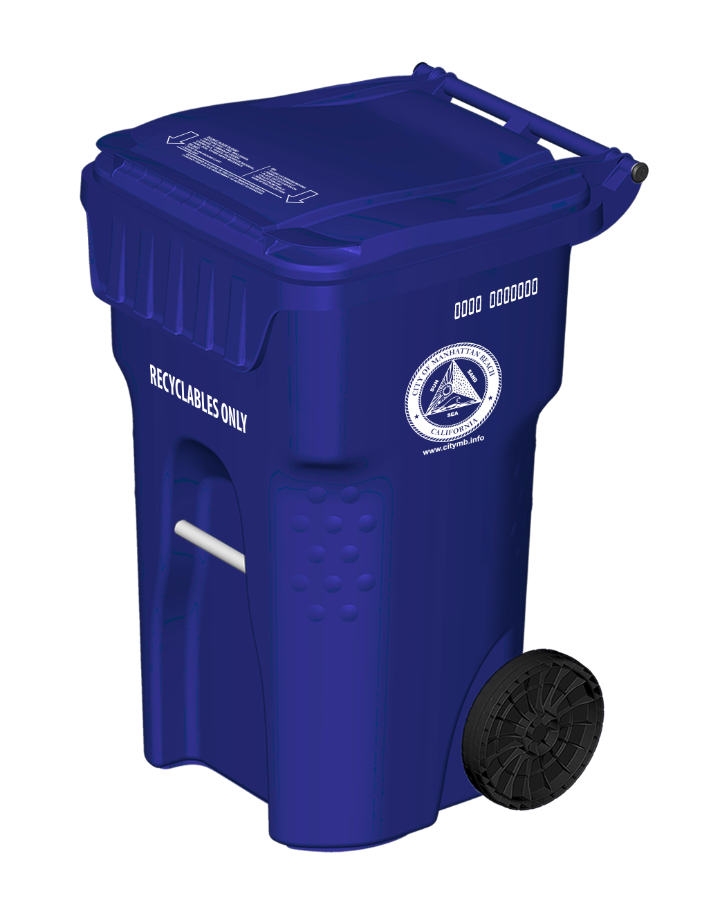 how to order recycling bin from waste management