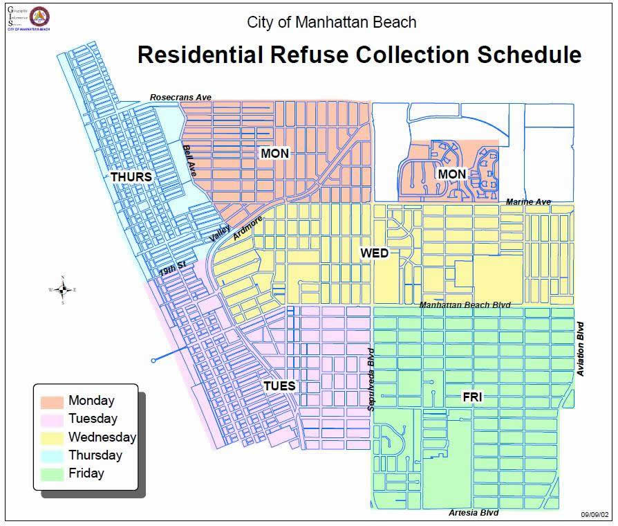 City Of Manhattan Beach Recycling